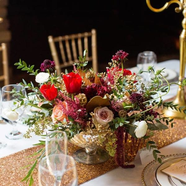 Fall Flower Arrangements Winston Salem Nc